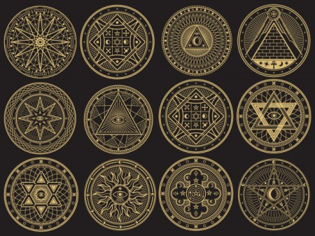 golden-mystery-witchcraft-occult-alchemy-mystical-esoteric-symbols_53562-5661